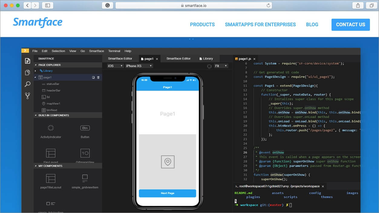 smartface ios emulator for mac and windows pc