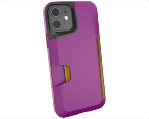 Smartish Card Holder Case for iPhone 12 and 12 Pro
