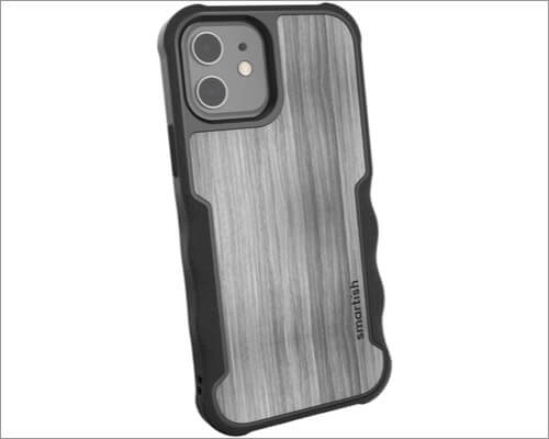 Smartish Gripzilla Armor Case for iPhone 12 and 12 Pro
