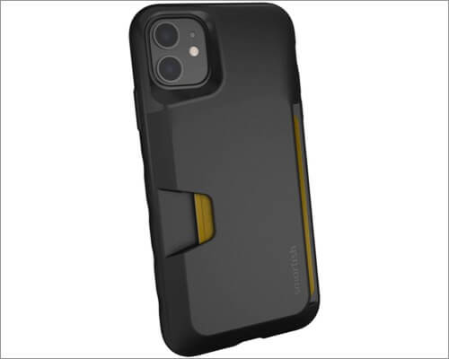 smartish iphone 11 cardholder case