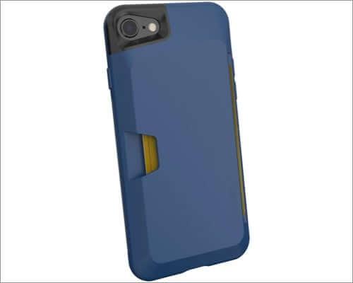 smartish iphone se 2020 case with card holder