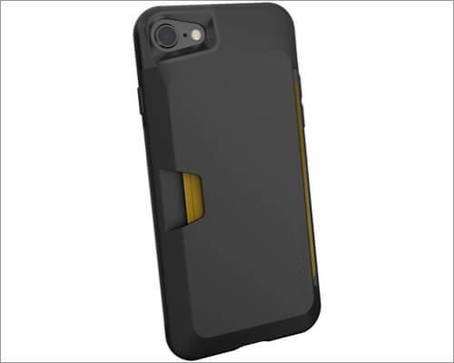 smartish iphone xr card holder case