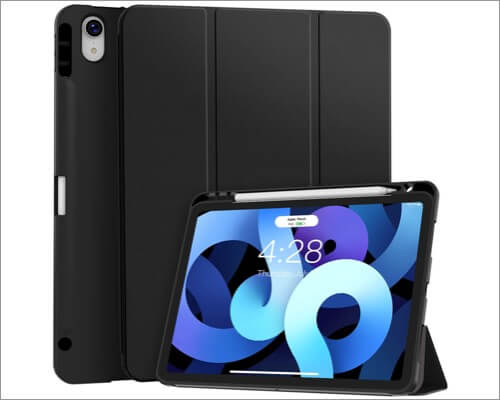 soke lightweight cover for 10.9 inch ipad air 4th gen