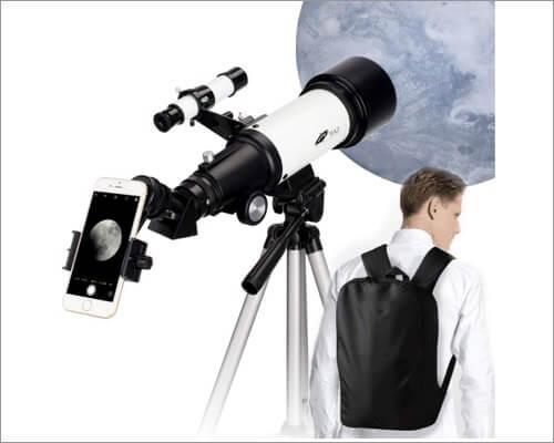 SOLOMARK Telescope for iPhone
