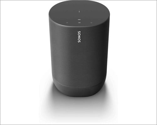 Sonos move smart speaker HomePod alternative