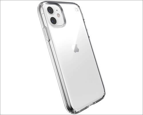 speck presidio iphone 11 clear cases