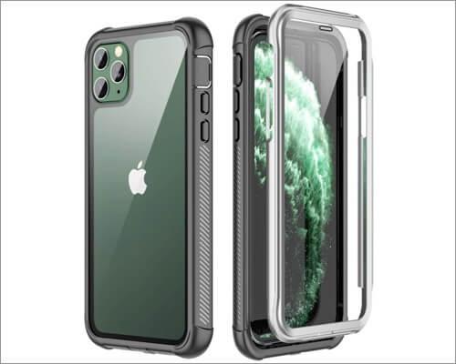 spidercase heavy duty bumper case for iphone 11 pro max