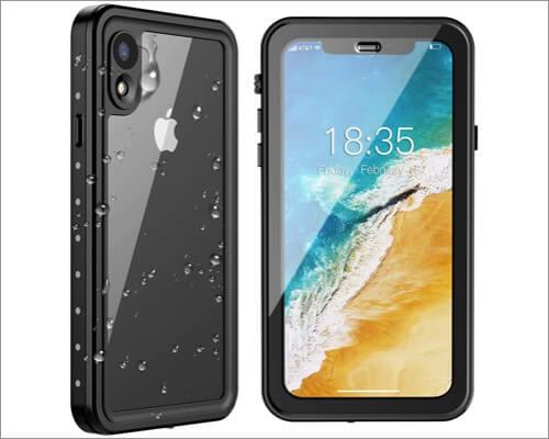 spidercase iphone xr waterproof case