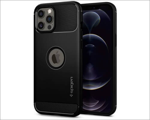 Spigen Rugged Case for iPhone 12 Pro Max