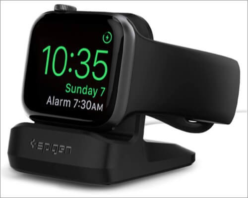 spigen s350 charging stand for apple watch