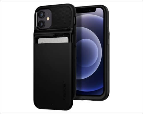 Spigen Slim Armor Wallet Case for iPhone 12 Mini