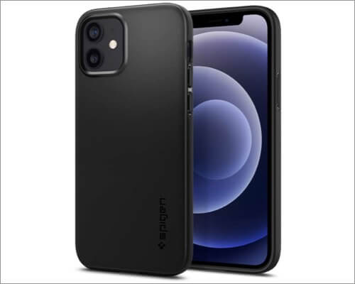 Spigen Thin Fit Case for iPhone 12 and 12 Pro