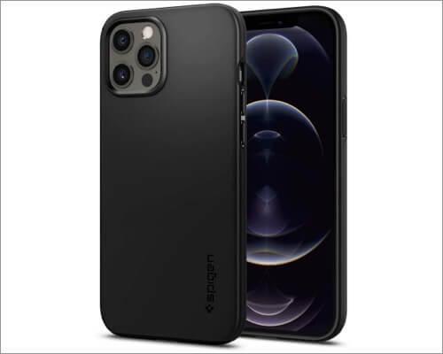 Spigen Thin Fit Case for iPhone 12 Pro Max