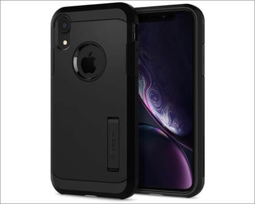 spigen tough armor rugged case for iphone xr