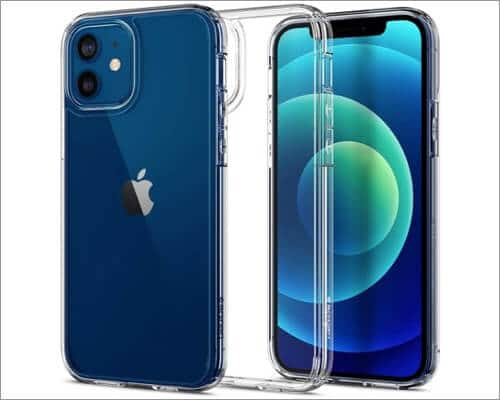 Spigen Ultra Hybrid Bumper Case for iPhone 12 and 12 Pro