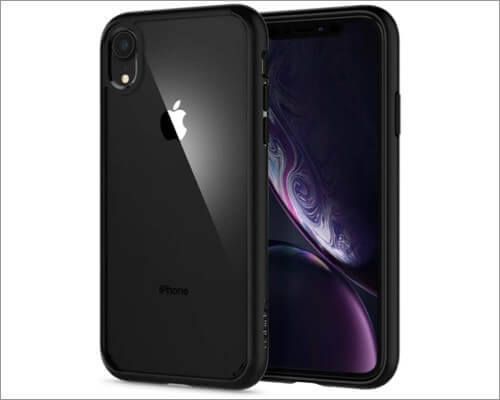 spigen ultra hybrid slim case for iphone xr
