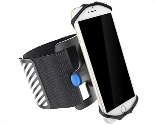 sportlink detachable running armband for iphone se 2020