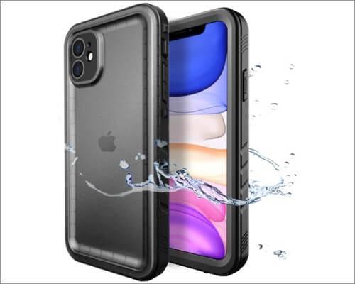 sportlink heavy duty waterproof case for iphone 11