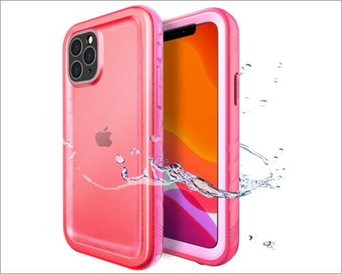 sportlink rugged waterproof case for iphone 11 pro max