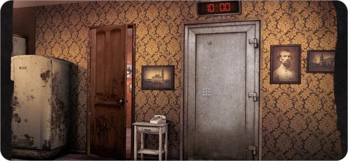 spotlight room escape iphone and ipad game screenshot
