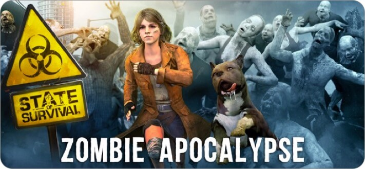 State of Survival: Zombie War iPhone and iPad Game Screenshot