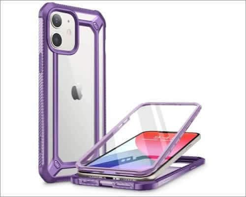 SUPCASE Unicorn Beetle EXO Pro Bumper Case for iPhone 12 Mini
