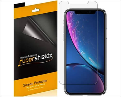 supershieldz hd screen protector for iphone 11