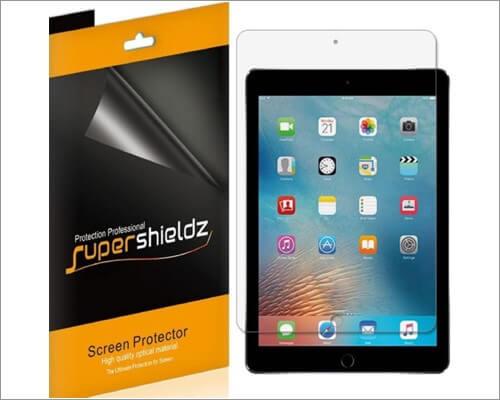 Supershieldz iPad 9.7-inch 2018 Tempered Glass Screen Protector