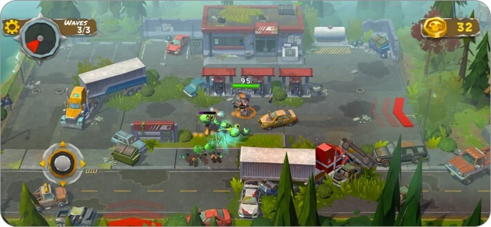 survival z apple arcade screenshot