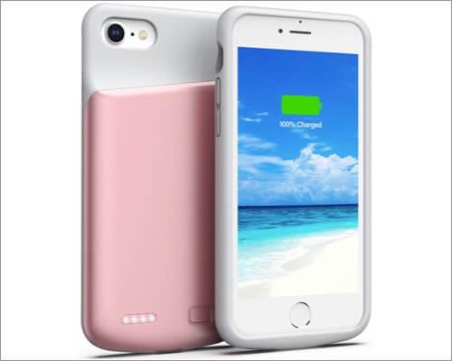 swaller battery case for iphone se 2020