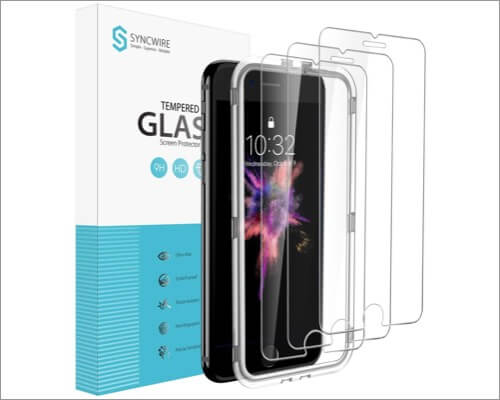 Syncwire Screen Protector for iPhone 6s