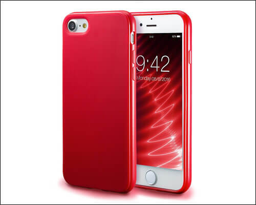 technext020 iPhone 8 Red Case