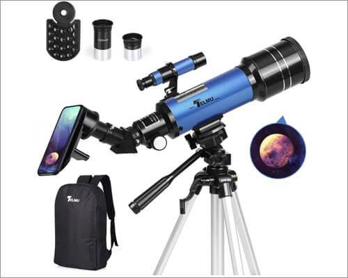 TELMU Telescope for iPhone