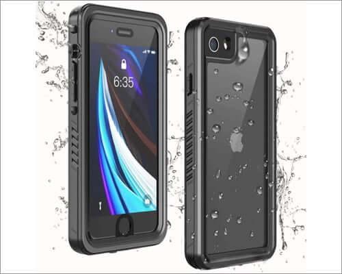 tendan waterproof case for iphone se 2020