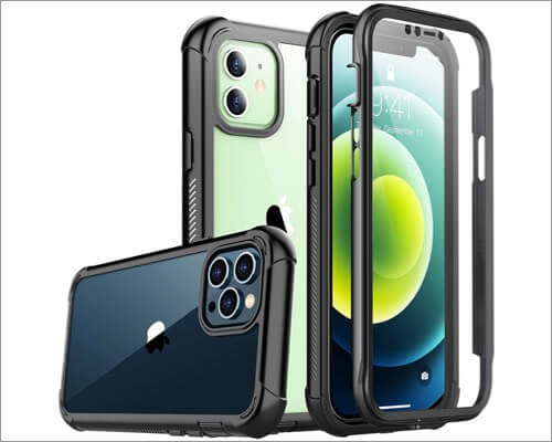 Tendon Rugged Bumper Case for iPhone 12 and 12 Pro