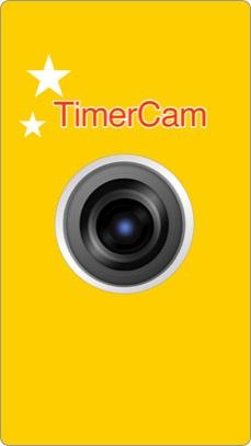 timercam iphone self timer camera app screenshot