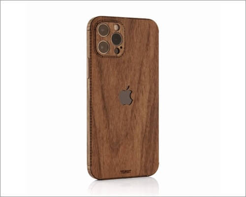 Toastmade Wooden Case for iPhone 12 Mini and 12 Pro Max
