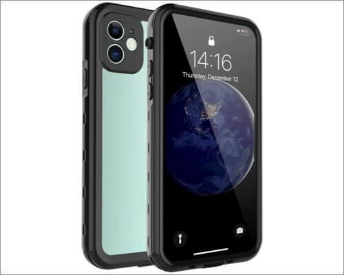 toone waterproof case for iphone 11
