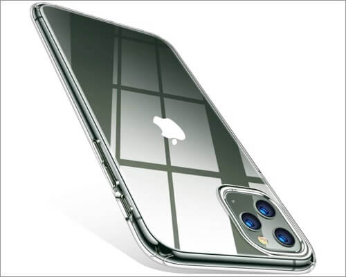 torras clear case for iphone 11 pro