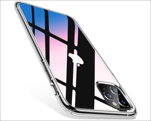 torras diamonds clear case for iphone 11 pro max