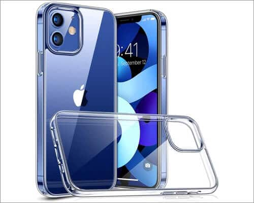 TORRAS Diamonds Series Bumper Case for iPhone 12 and 12 Pro