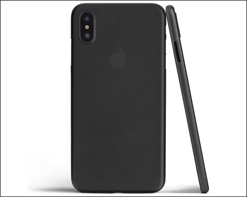 totallee Thinnest iPhone X Case