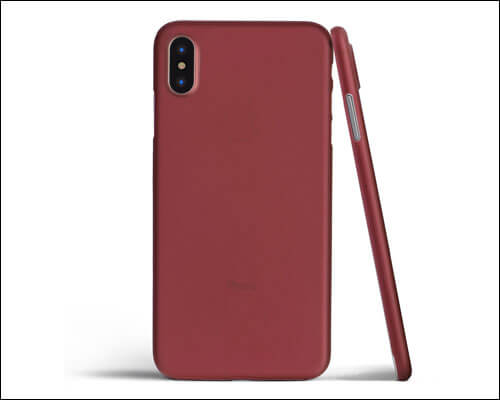 Best iPhone X Cases to Get PRODUCT RED Look
