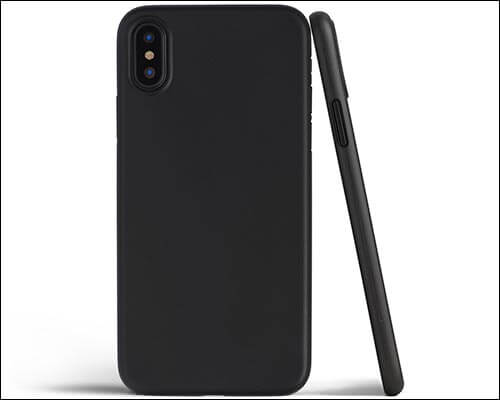 totallee iPhone X Thin Case