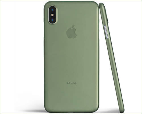 totallee iPhone Xs Thin Case