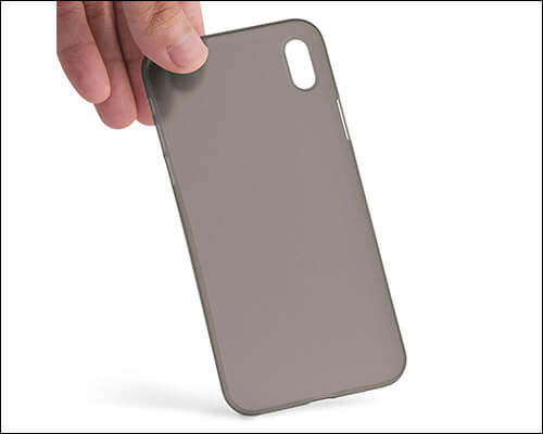 totallee iPhone Xs Thinnest Case