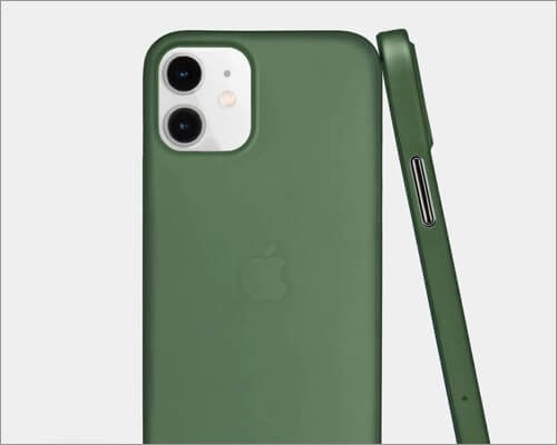 totallee Super Thin Case for iPhone 12 Mini