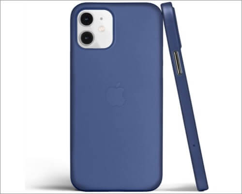 totallee Thin Case for iPhone 12 and 12 Pro