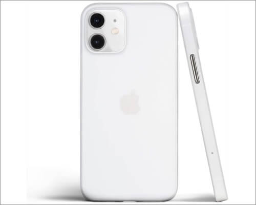 Totallee Thin Case for iPhone 12 Mini