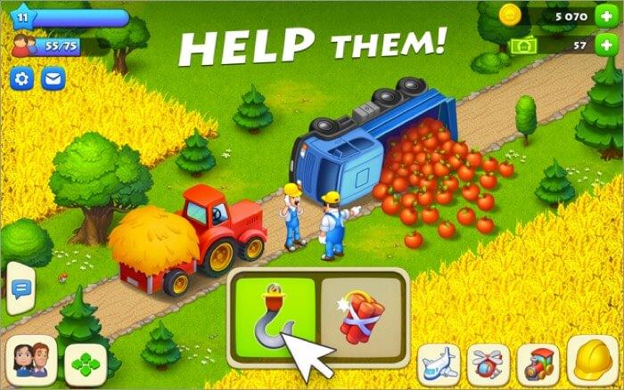 township free mac game screenshot